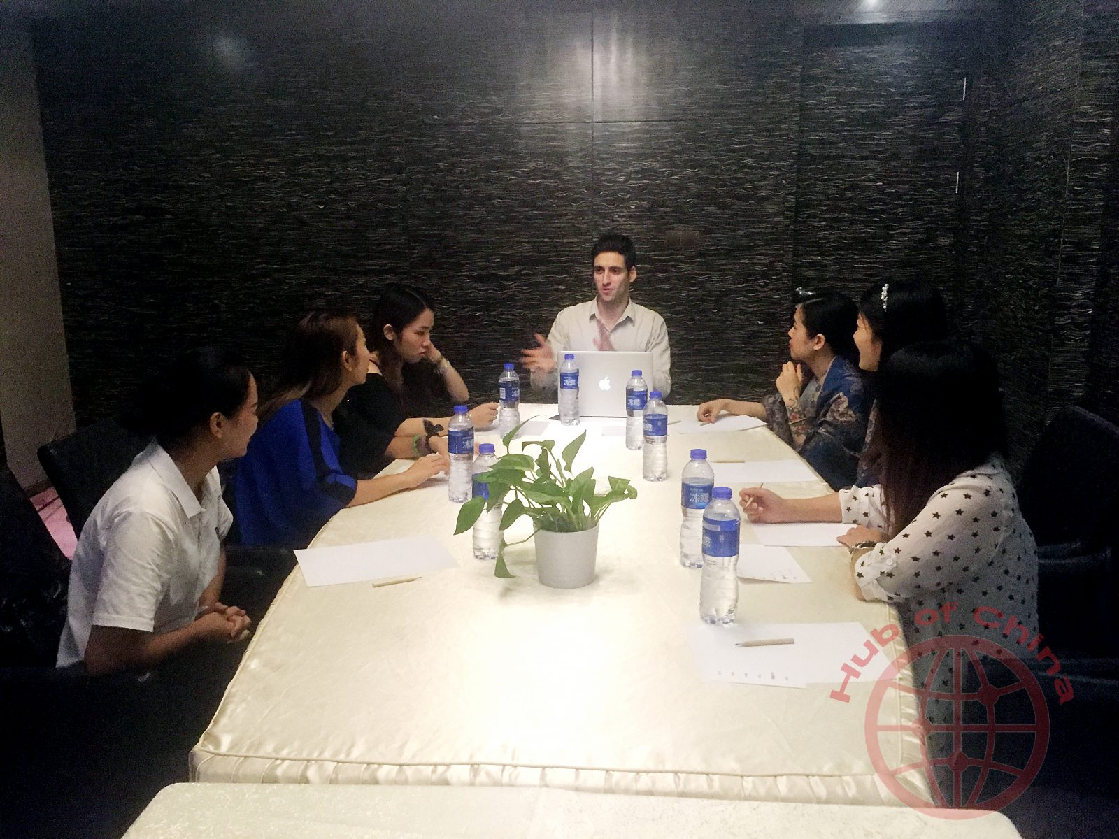 a focus group conducted in china