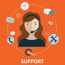 customer support for market research firm hub of china