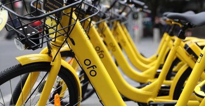 Why Chinese Bike Sharing Company Ofo Failed?