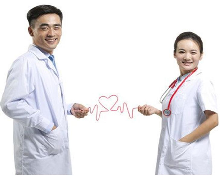 PHYSICIANS IN CHINA