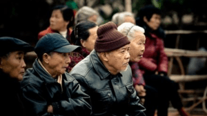 older generation in china